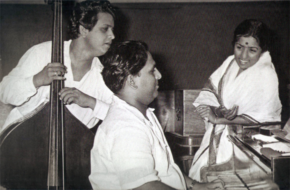 Lata & Her Composers