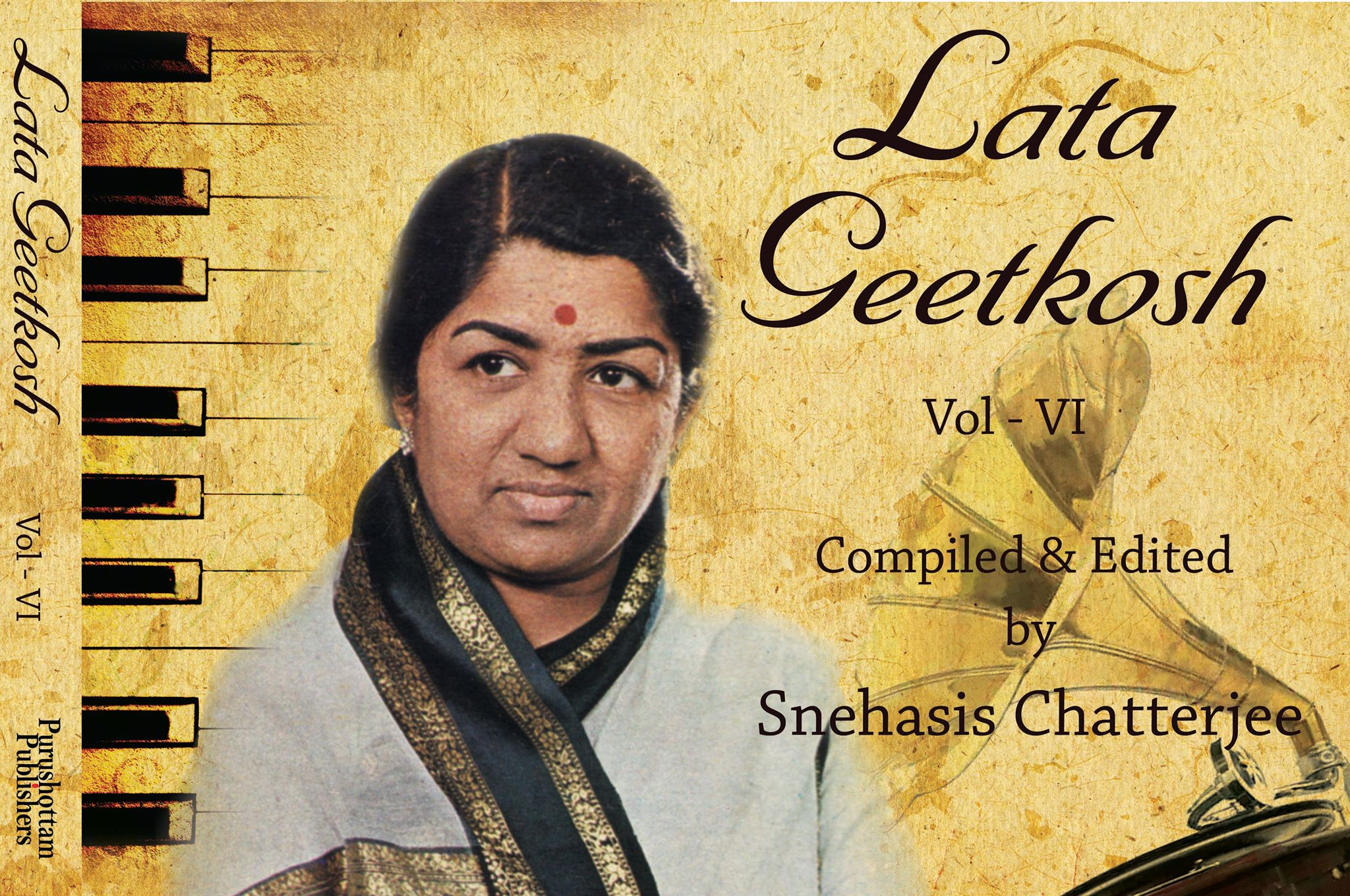 Lata Geetkosh Vol.6 by Snehasis Chatterjee