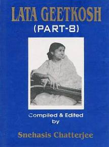 Lata Geetkosh Vol.8 by Snehasis Chatterjee