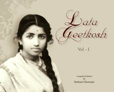 Lata Geetkosh Vol.1 by Snehasis Chatterjee